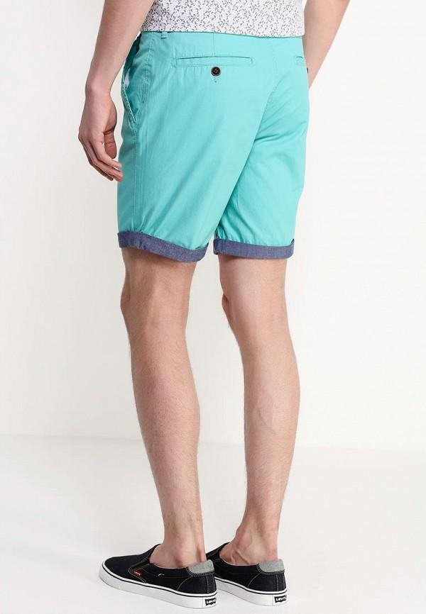 Мужские повседневные шорты Burton Menswear London 88C11GGRN: изображение 4