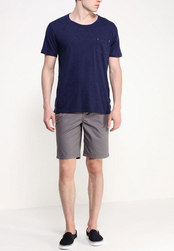 Мужские повседневные шорты Burton Menswear London 88C12GGRY: изображение 3