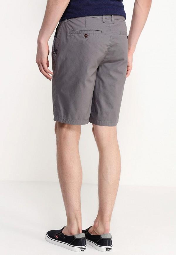 Мужские повседневные шорты Burton Menswear London 88C12GGRY: изображение 4