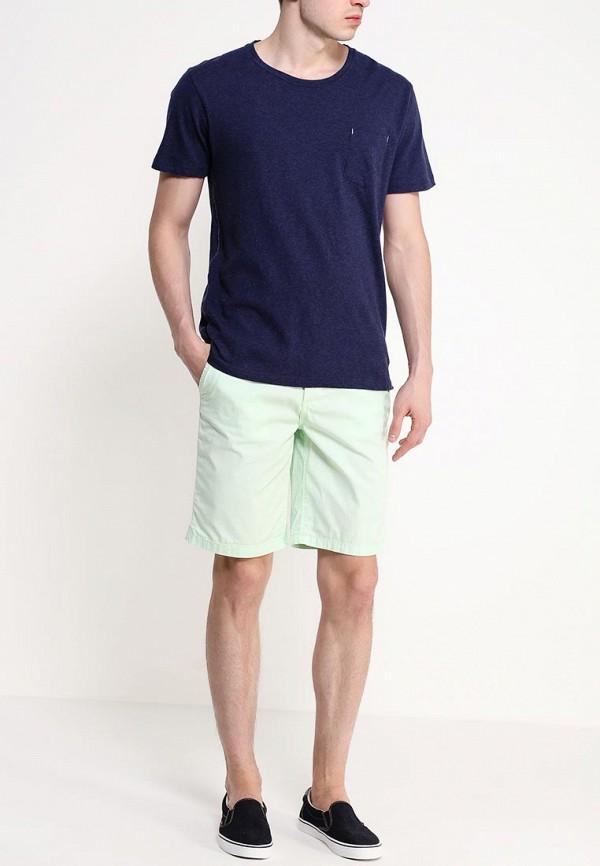 Мужские повседневные шорты Burton Menswear London 88C13GGRN: изображение 3