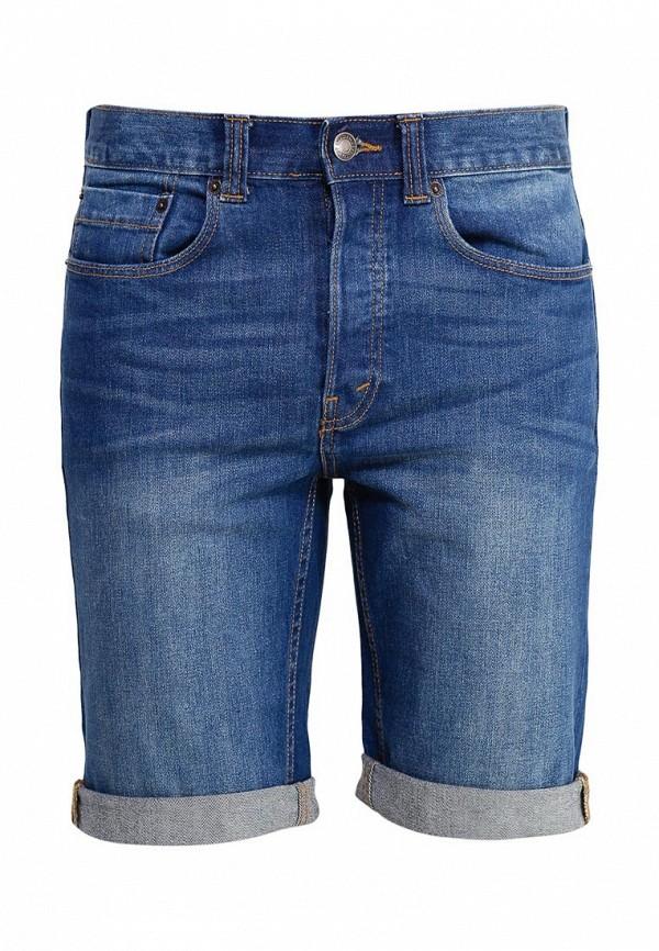 Мужские джинсовые шорты Burton Menswear London 88D05GDMB: изображение 1