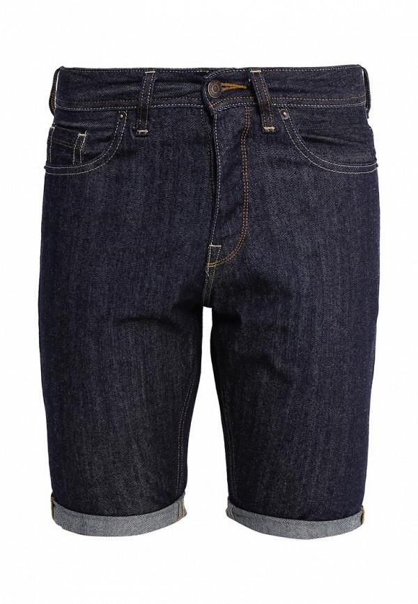 Мужские джинсовые шорты Burton Menswear London 88D08GBLU: изображение 1