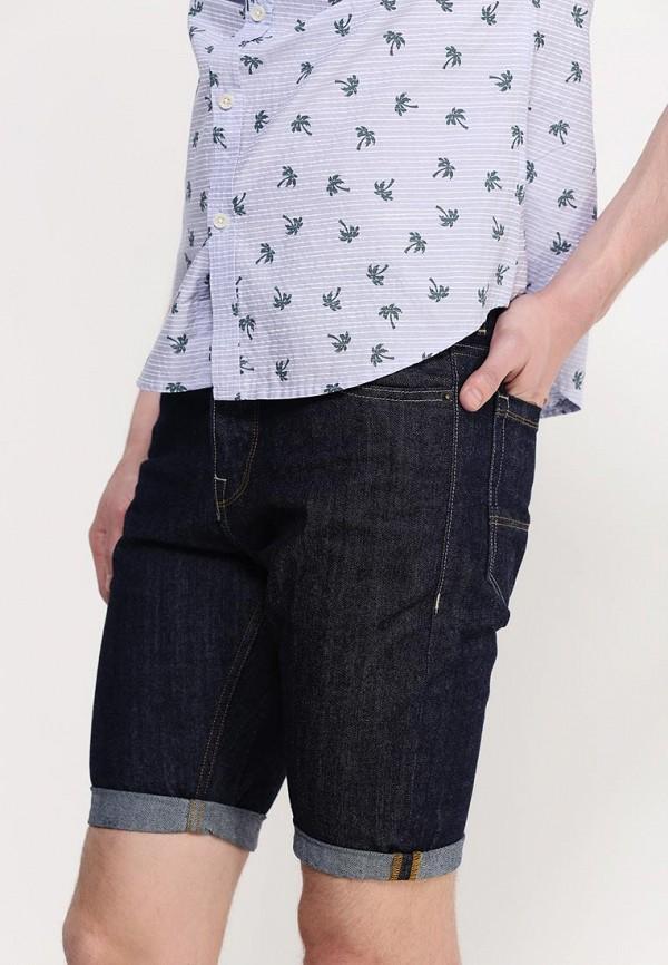 Мужские джинсовые шорты Burton Menswear London 88D08GBLU: изображение 2