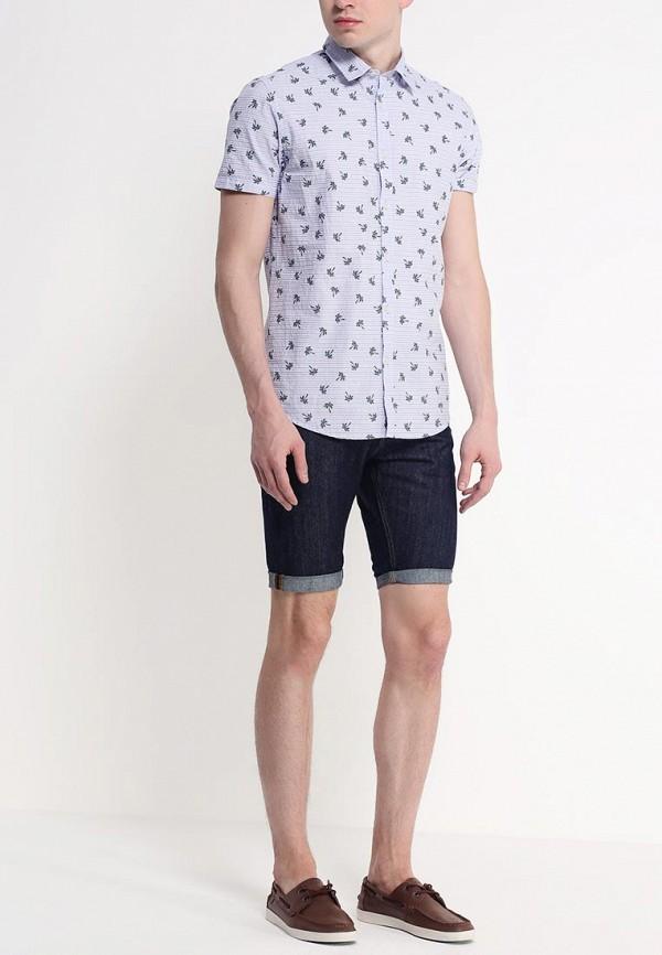 Мужские джинсовые шорты Burton Menswear London 88D08GBLU: изображение 3