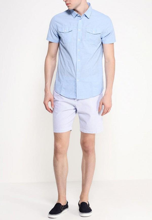 Мужские повседневные шорты Burton Menswear London 88S08GBLU: изображение 3