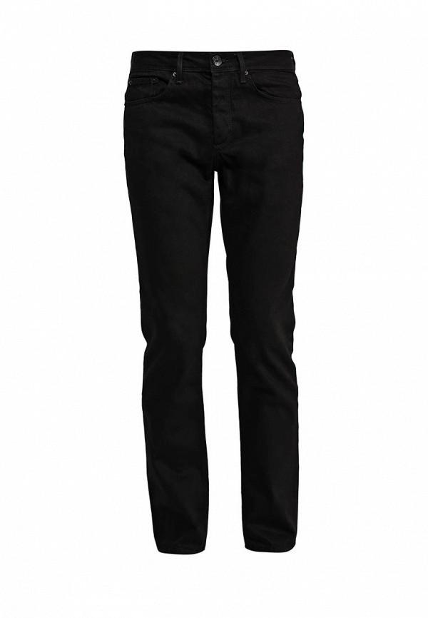 Зауженные джинсы Burton Menswear London 12A03HBLK: изображение 1