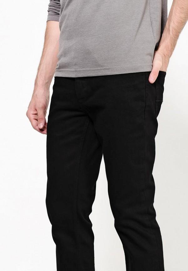 Зауженные джинсы Burton Menswear London 12A03HBLK: изображение 2