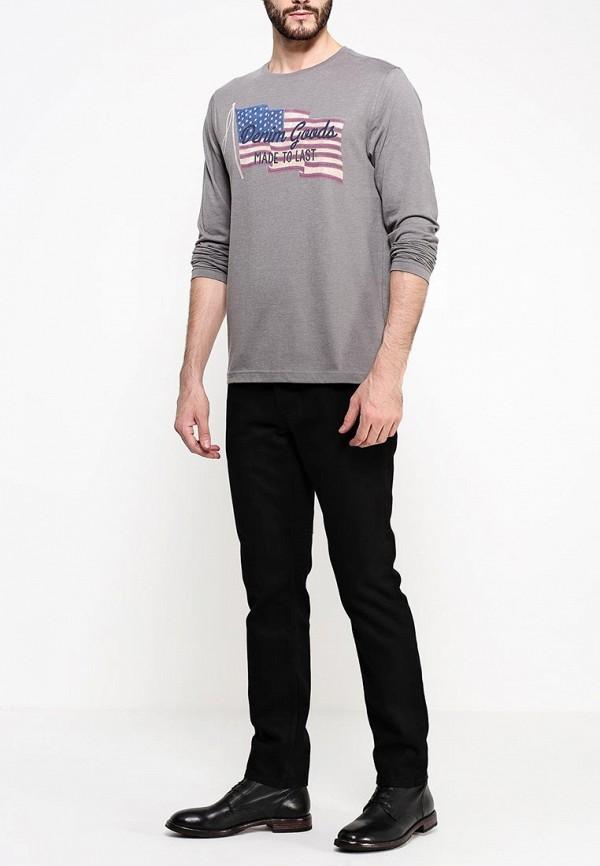 Зауженные джинсы Burton Menswear London 12A03HBLK: изображение 3