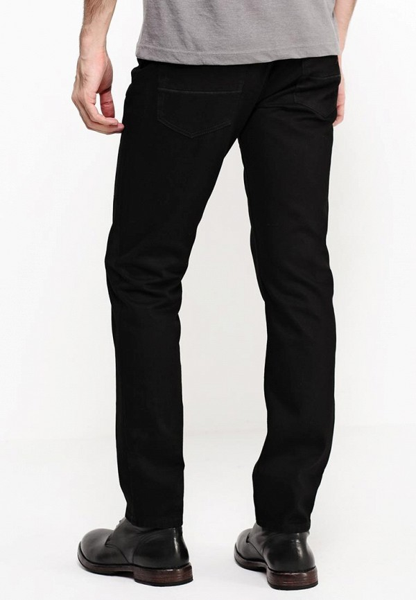 Зауженные джинсы Burton Menswear London 12A03HBLK: изображение 4