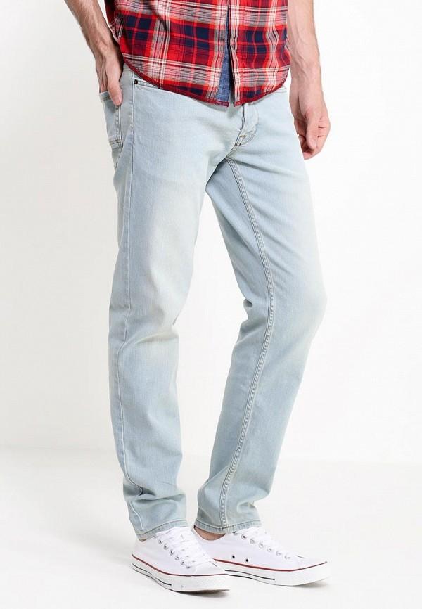 Зауженные джинсы Burton Menswear London 12S06HBLK: изображение 2