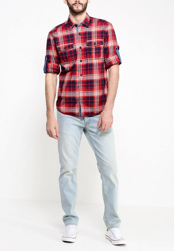 Зауженные джинсы Burton Menswear London 12S06HBLK: изображение 3