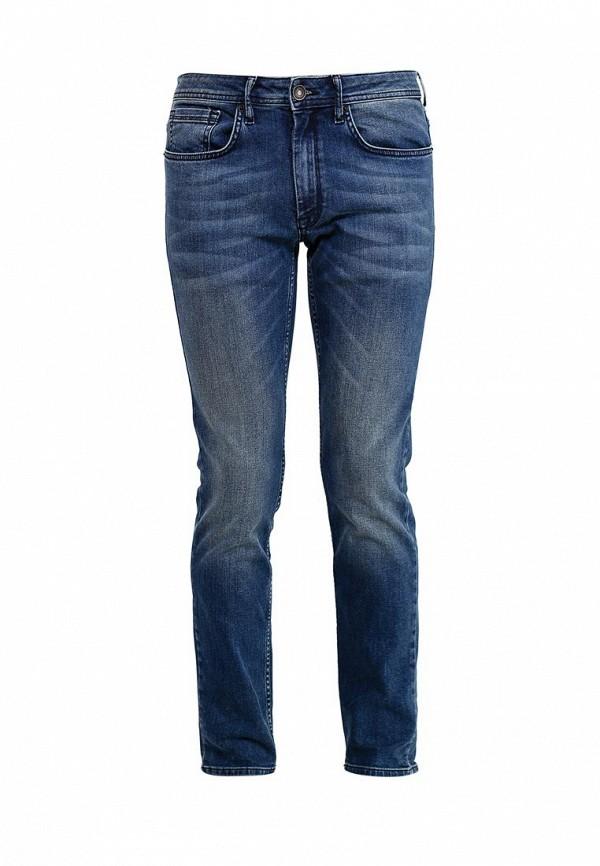 Зауженные джинсы Burton Menswear London 12S08HBLU: изображение 1