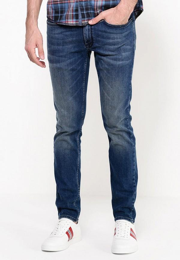 Зауженные джинсы Burton Menswear London 12S08HBLU: изображение 2