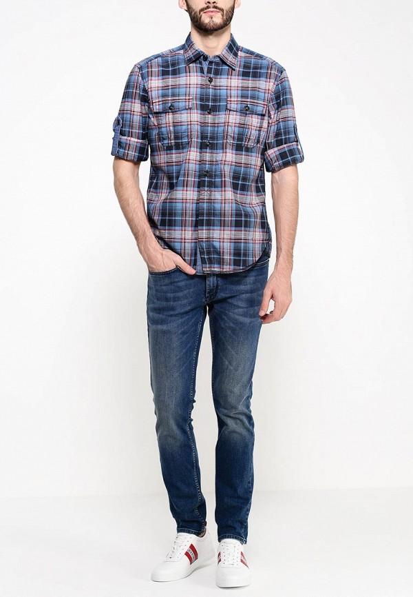 Зауженные джинсы Burton Menswear London 12S08HBLU: изображение 3