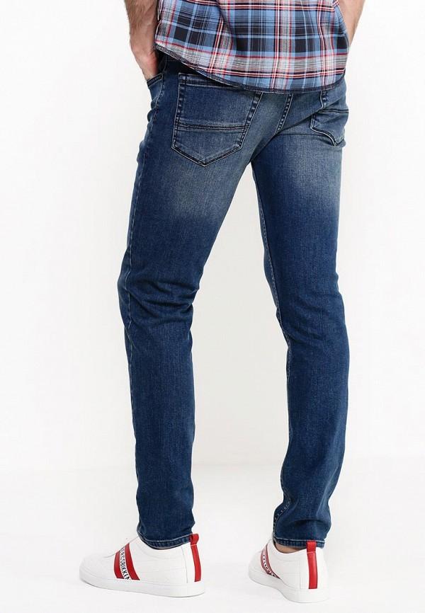 Зауженные джинсы Burton Menswear London 12S08HBLU: изображение 4