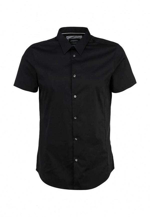 Рубашка с коротким рукавом Burton Menswear London 22D12GBLK: изображение 1