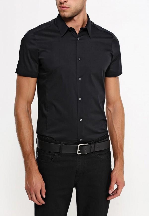 Рубашка с коротким рукавом Burton Menswear London 22D12GBLK: изображение 3