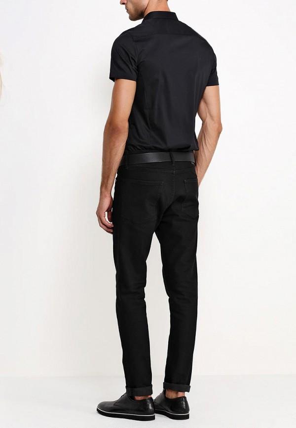 Рубашка с коротким рукавом Burton Menswear London 22D12GBLK: изображение 5