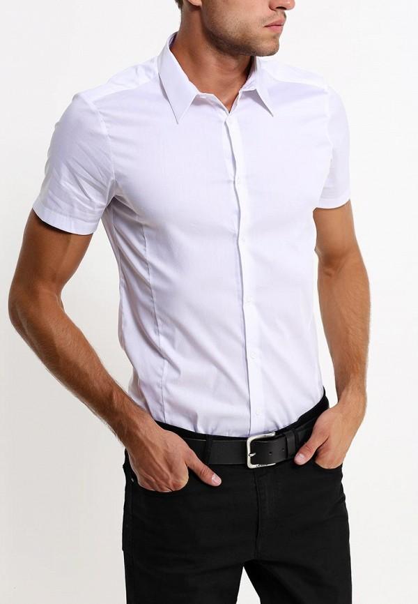 Рубашка с коротким рукавом Burton Menswear London 22D12GWHT: изображение 3