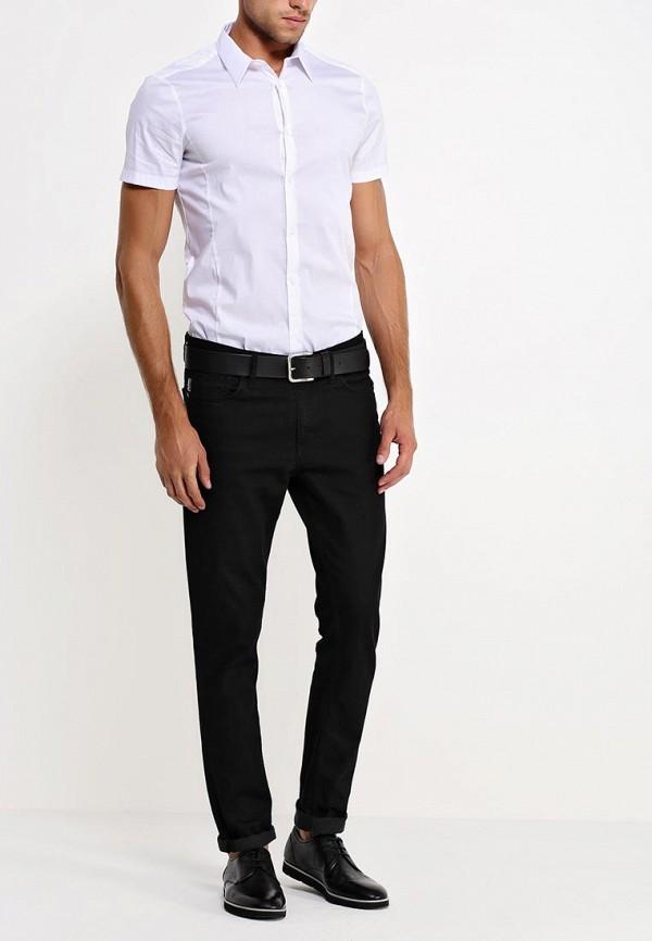 Рубашка с коротким рукавом Burton Menswear London 22D12GWHT: изображение 4
