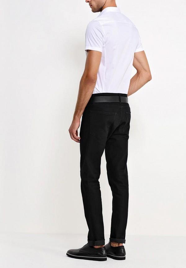 Рубашка с коротким рукавом Burton Menswear London 22D12GWHT: изображение 5