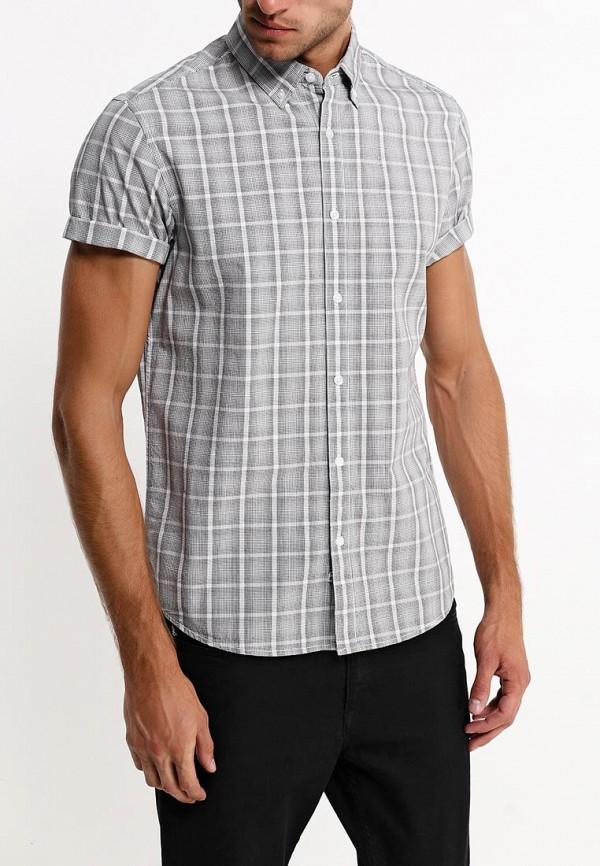 Рубашка с коротким рукавом Burton Menswear London 22G11GBLK: изображение 3