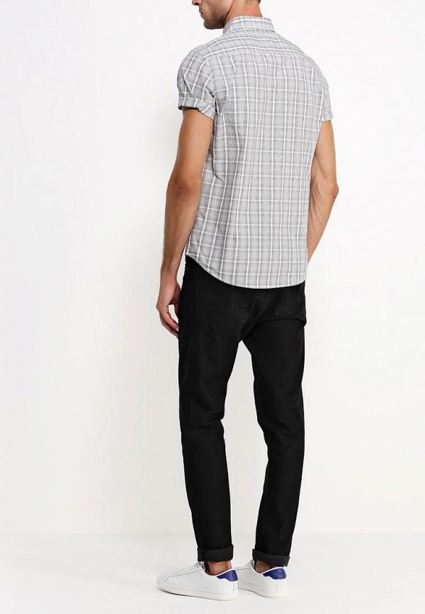 Рубашка с коротким рукавом Burton Menswear London 22G11GBLK: изображение 5