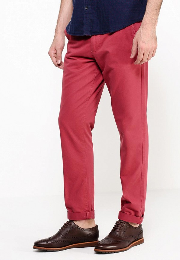 Мужские повседневные брюки Burton Menswear London 23C09GRED: изображение 2