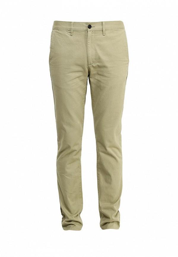 Мужские повседневные брюки Burton Menswear London 23C15GGRN: изображение 1