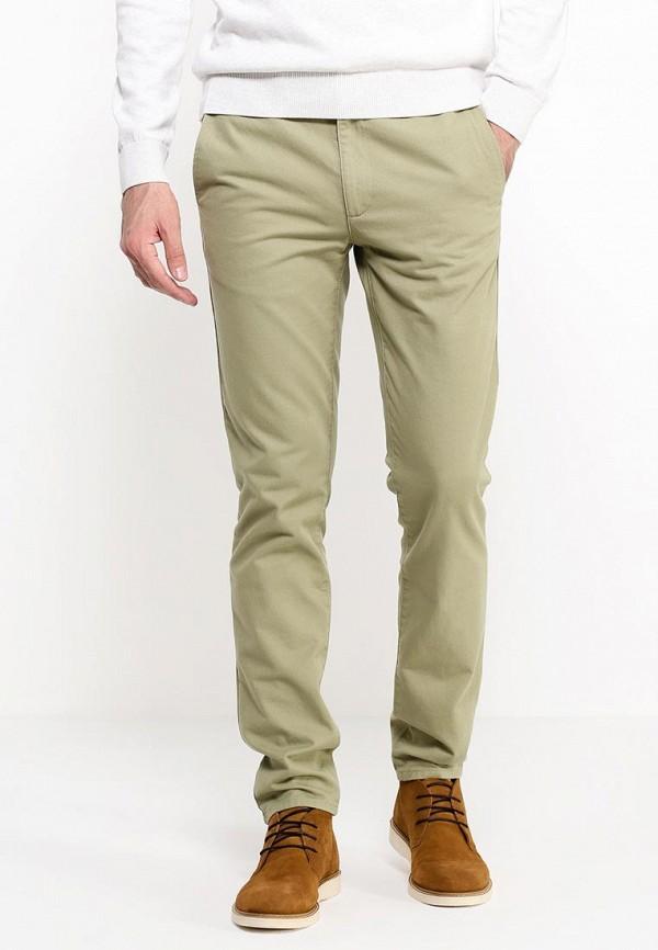 Мужские повседневные брюки Burton Menswear London 23C15GGRN: изображение 2