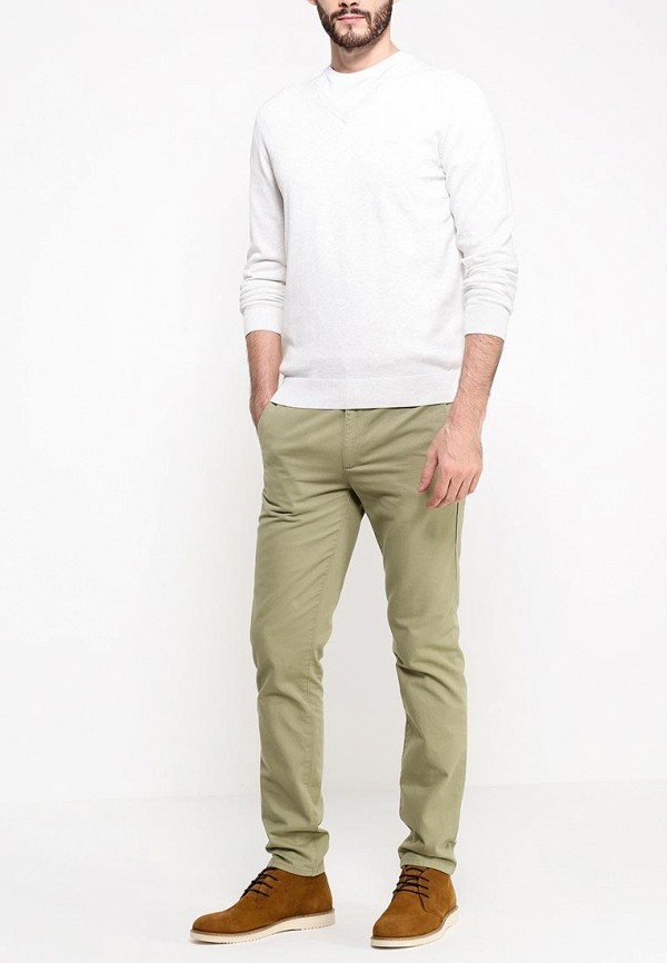 Мужские повседневные брюки Burton Menswear London 23C15GGRN: изображение 3