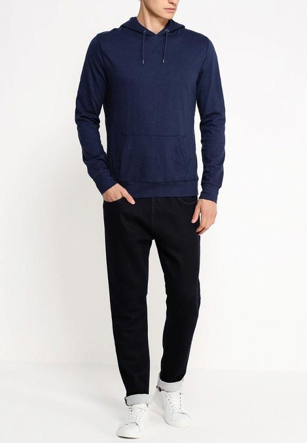Мужские худи Burton Menswear London 46B04GBLU: изображение 3