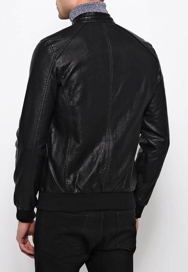 Кожаная куртка Burton Menswear London 06L05HBLK: изображение 5