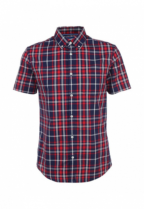 Рубашка с коротким рукавом Burton Menswear London 22G11HRED: изображение 2