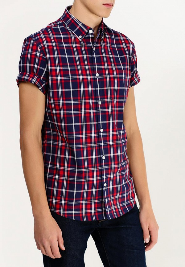Рубашка с коротким рукавом Burton Menswear London 22G11HRED: изображение 3
