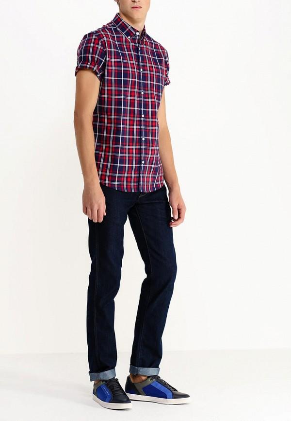 Рубашка с коротким рукавом Burton Menswear London 22G11HRED: изображение 4