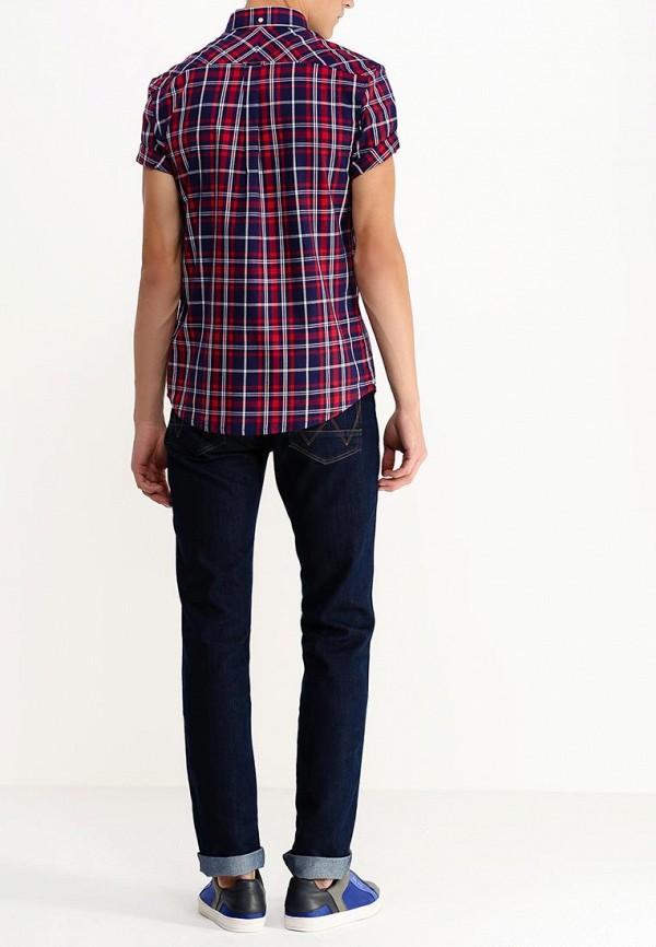 Рубашка с коротким рукавом Burton Menswear London 22G11HRED: изображение 5