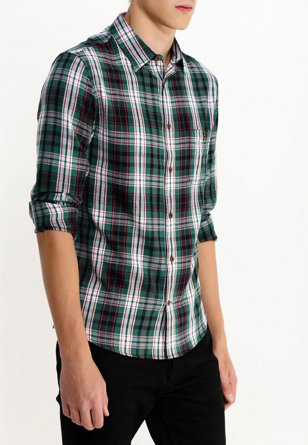 Рубашка с длинным рукавом Burton Menswear London 22R03HGRN: изображение 3