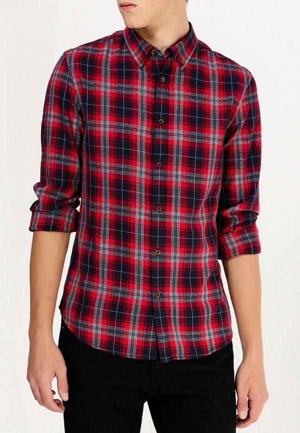 Рубашка с длинным рукавом Burton Menswear London 22R03HRED: изображение 3