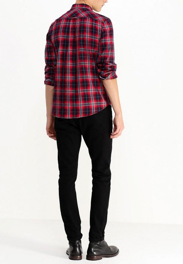 Рубашка с длинным рукавом Burton Menswear London 22R03HRED: изображение 5