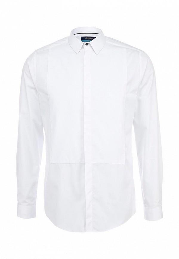 Рубашка с длинным рукавом Burton Menswear London 19F05GWHT: изображение 2