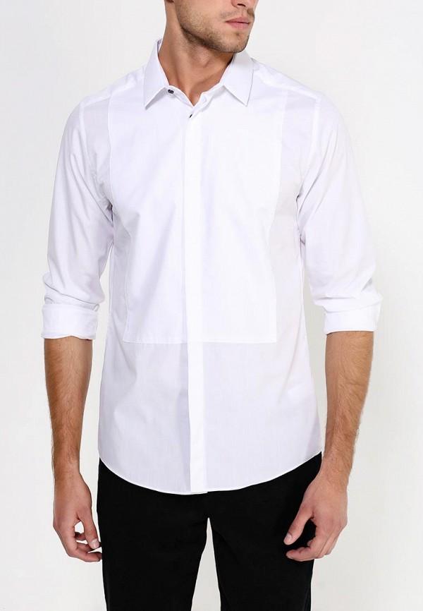 Рубашка с длинным рукавом Burton Menswear London 19F05GWHT: изображение 3