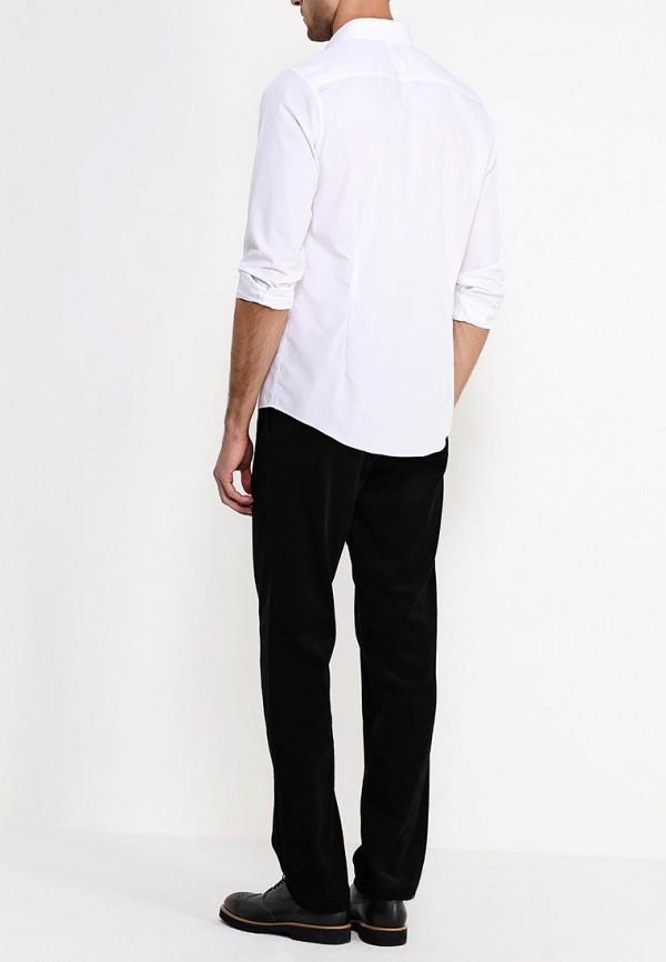 Рубашка с длинным рукавом Burton Menswear London 19F05GWHT: изображение 5