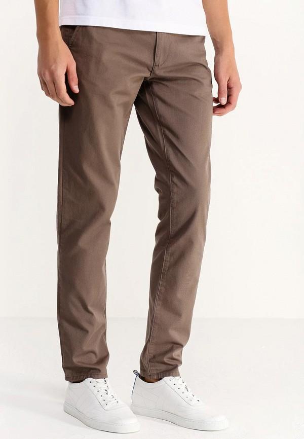 Мужские повседневные брюки Burton Menswear London 23C14GBRN: изображение 2