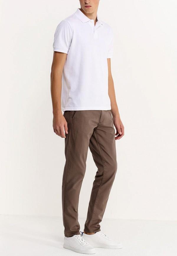 Мужские повседневные брюки Burton Menswear London 23C14GBRN: изображение 3