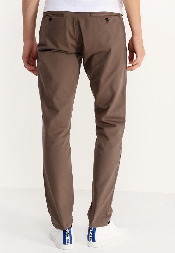 Мужские повседневные брюки Burton Menswear London 23C14GBRN: изображение 4