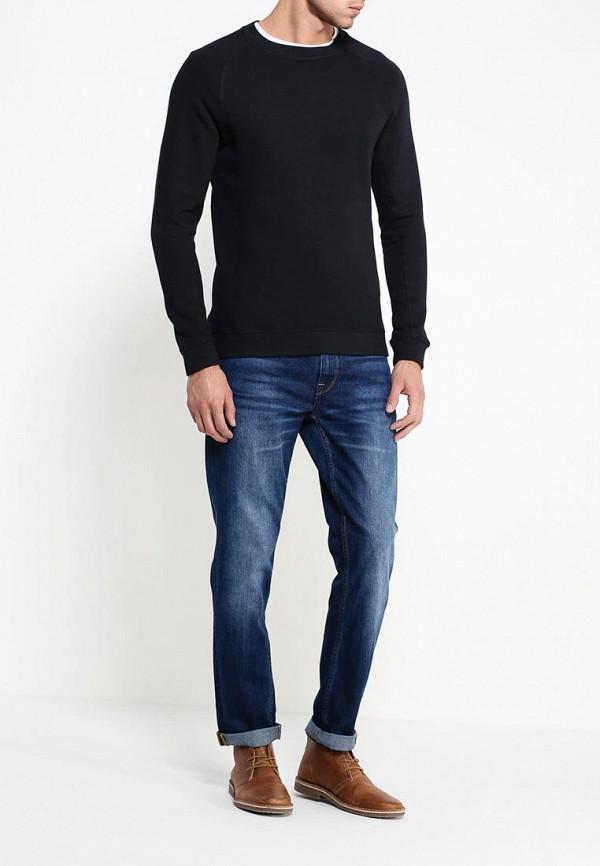 Мужские прямые джинсы Burton Menswear London 12S01HBLU: изображение 2