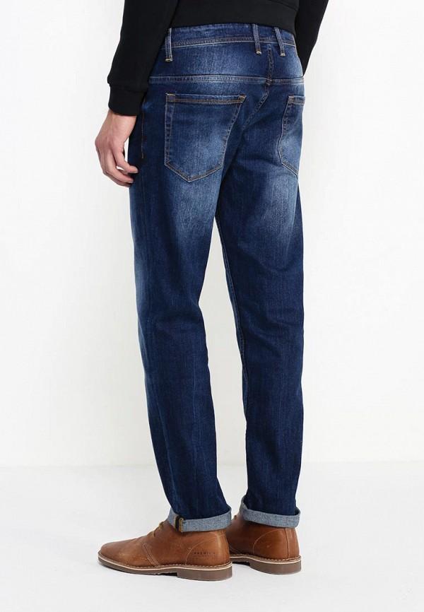 Мужские прямые джинсы Burton Menswear London 12S01HBLU: изображение 4