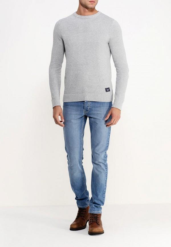 Зауженные джинсы Burton Menswear London 12S06HBLU: изображение 2