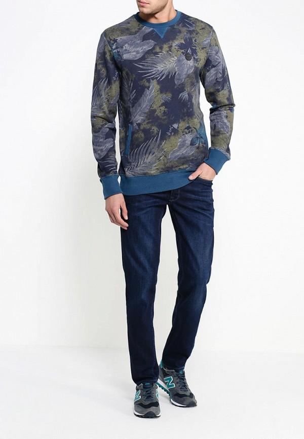 Мужские прямые джинсы Burton Menswear London 12S12HBLU: изображение 2